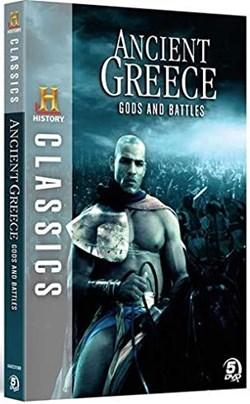 History Classics: Ancient Greece: Gods & Battles [DVD]