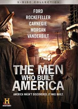 The Men Who Built America - DVD [DVD]