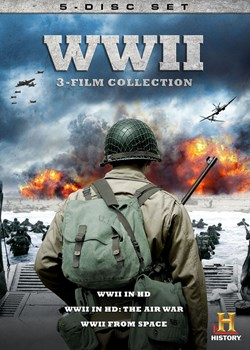 WWII 3 Film Collection - DVD [DVD]