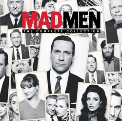 Mad Men Complete Collection - DVD [DVD]