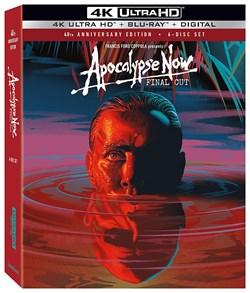 Apocalypse Now: Final Cut (4K Ultra HD + Blu-ray + Digital Download (Box Set)) [Blu-ray]