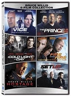 Bruce Willis 6 Film Collection (Box Set) [DVD]