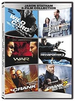 Jason Statham 6 Film Collection [DVD]