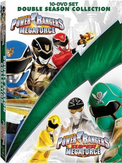Power Rangers - Megaforce and Super Megaforce Collection (Box Set) [DVD]