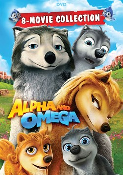 Alpha and Omega 8 Film Collection - DVD [DVD]