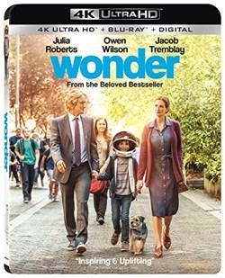 Wonder 4K + BD + Digital [UHD]