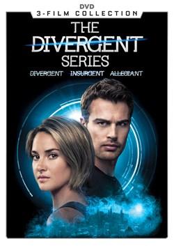Divergent/Insurgent/Allegiant (Box Set) [DVD]