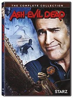 Ash Vs Evil Dead: Seasons 1-3 (Box Set) [DVD]