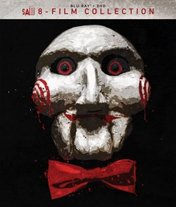 Saw 8-Film Collection BD / DVD [Blu-ray]