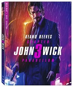 John Wick 3 [Blu-ray]