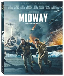 Midway (with DVD and Digital Download) [Blu-ray]