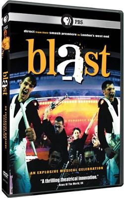 Blast! An Explosive Musical Celebration [DVD]