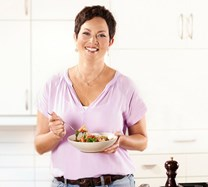 Flavor Comes First: Healthy Meals That Taste Delicious: Ellie Krieger [DVD]