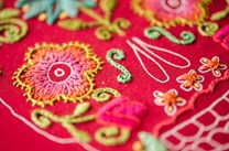 Startup Library: Hand Embroidery: Kat McTee [DVD]