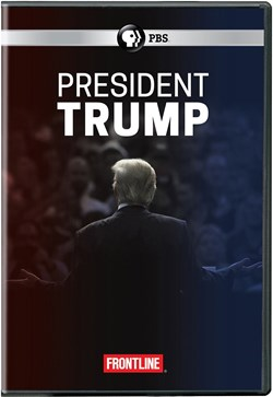 Frontline: President Trump [DVD]