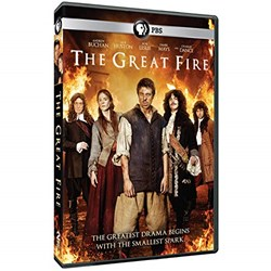 The Great Fire (UK Edition) [DVD]