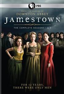 Jamestown: The Complete Seasons 1 & 2 (2018) [DVD]