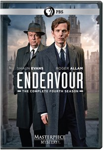 Masterpiece Mystery!: Endeavour - The Complete Fourth Season (2017) [DVD]