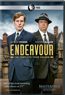 Masterpiece Mystery!: Endeavour Season 3 (Full UK-Length Edition) [DVD]