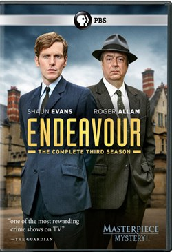 Masterpiece Mystery!: Endeavour Season 3 (Full UK-Length Edition) [DVD]
