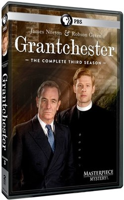 Masterpiece Mystery!: Grantchester - The Complete Third Season (2017) [DVD]