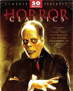 Horror Classics 50 Movie Pack [DVD]
