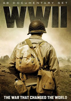 WWII The War That Changed The World - 68 Documentary Set [DVD]