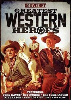 Greatest Western Heroes [DVD]
