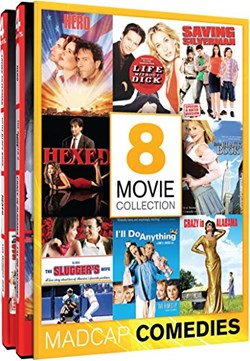 Madcap Comedies - 8 Movie Collection [DVD]