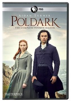 Masterpiece: Poldark - The Complete Fourth Season (2018) [DVD]