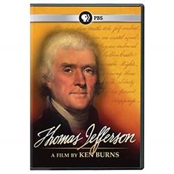 Thomas Jefferson - A Film by Ken Burns [DVD]