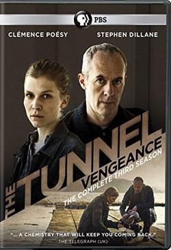 The Tunnel: Series 3 - Vengeance [DVD]