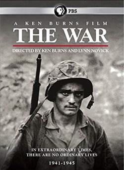 The War - A Ken Burns Film (2017) [DVD]