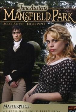 Masterpiece: Mansfield Park (UK Edition) [DVD]